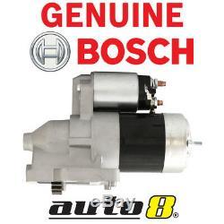 Genuine Bosch Starter Motor fits FPV Falcon FG 5.4L V8 Boss 302 315 2008 2010