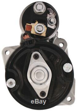 Genuine Bosch Starter Motor fits Fiat Ducato 2.3L 2.8L Turbo Diesel 2002 2012