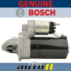 Genuine Bosch Starter Motor fits Fiat Ducato GEN3 2.3L Diesel F1AE 01/07 12/14