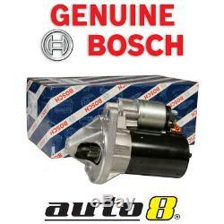 Genuine Bosch Starter Motor fits Ford Fairlane ZD ZG ZJ ZK ZL 4.1L 1970 1989