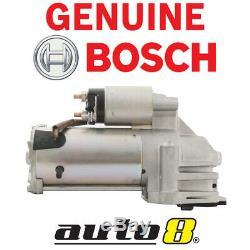 Genuine Bosch Starter Motor fits Ford Transit VH VJ 2.4LTurbo Diesel 2000 2006