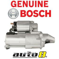 Genuine Bosch Starter Motor fits Holden Barina TK XC 1.4L 1.8L Petrol 2001-2011