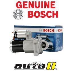Genuine Bosch Starter Motor fits Holden Berlina VE 6.0L V8 L98 L76