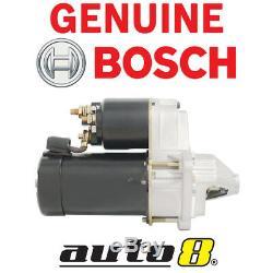 Genuine Bosch Starter Motor fits Holden Combo Van SB XC 1.4L 1.6L Petrol