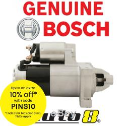 Genuine Bosch Starter Motor fits Holden HSV Maloo Ute 5.7 V8 LS1 VU VY 2001-2004