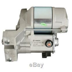Genuine Bosch Starter Motor fits Holden Rodeo RA 3.5L Petrol 6VE1 03/03 12/05