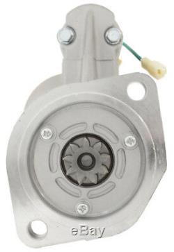 Genuine Bosch Starter Motor fits Holden Rodeo TF 2.5L Diesel 4JA1 07/88 12/92