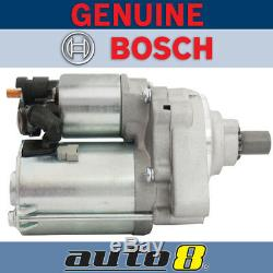 Genuine Bosch Starter Motor fits Honda Accord CG 2.3L Petrol F23A1 1997 1998