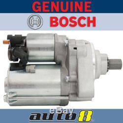 Genuine Bosch Starter Motor fits Honda Prelude BB 2.2L Petrol H22Z1 1999 2001