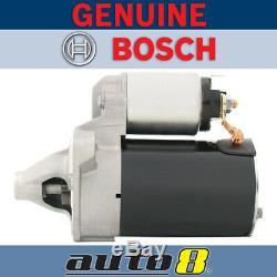 Genuine Bosch Starter Motor fits Hyundai Getz TB 1.3L Petrol G4EA 01/03 12/05