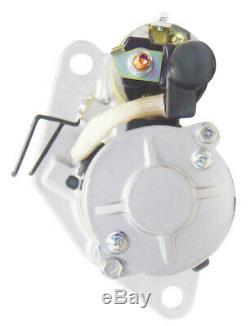 Genuine Bosch Starter Motor fits Isuzu ELF Trucks NKR66 NKR150 NKR200 NLS200