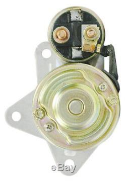 Genuine Bosch Starter Motor fits Mazda 929 HC 3.0L Petrol JE 07/87 12/89