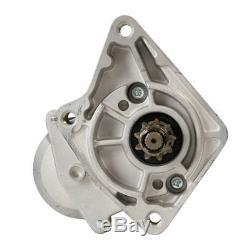 Genuine Bosch Starter Motor fits Mazda BT-50 UN 3.0L Turbo Diesel WEAT 2006-2011