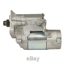 Genuine Bosch Starter Motor fits Mazda Bravo B2500 UN 2.5L Diesel WL-T 1999-2006