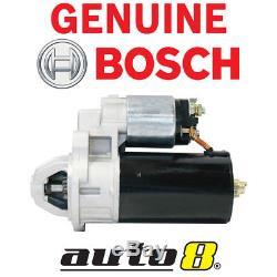 Genuine Bosch Starter Motor fits Mitsubishi Magna V6 TE TF TH TJ TL TW 6G72 6G74