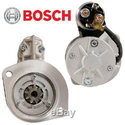 Genuine Bosch Starter Motor fits Nissan Caravan Elgrand E50 3.2L QD32ET 1997-99