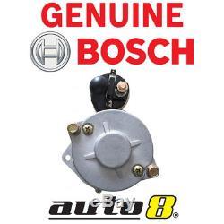 Genuine Bosch Starter Motor fits Nissan Safari Y60 4.2L Diesel TD42 1987 1997