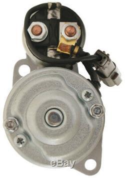 Genuine Bosch Starter Motor fits Nissan Skyline C210 2.4L L24 1977 1981