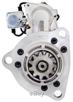 Genuine Bosch Starter Motor fits Sterling Trucks with Cummins CAT Engines