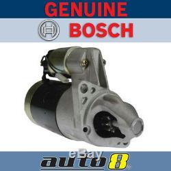 Genuine Bosch Starter Motor fits Toyota 4 Runner RN130 2.4L Petrol 22R 1989-1995