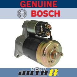 Genuine Bosch Starter Motor fits Toyota Dyna 2.0L Petrol 5R 1969 1984