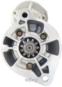 Genuine Bosch Starter Motor fits Toyota Dyna BU66 BU67 3.7L Diesel 14B 1988-1995