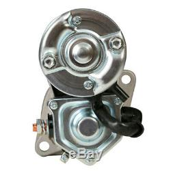 Genuine Bosch Starter Motor fits Toyota Dyna WU90R 4.0L Diesel 1W 01/85 12/88