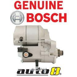 Genuine Bosch Starter Motor fits Toyota Hiace 2.7L Petrol 3RZFE 1997 2000