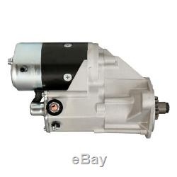 Genuine Bosch Starter Motor fits Toyota Landcruiser 4.2L Diesel 80 & 100 Series