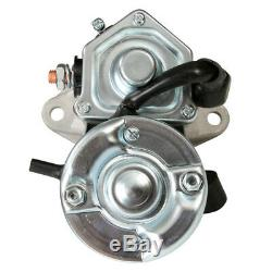 Genuine Bosch Starter Motor fits Toyota Landcruiser 4.2L Diesel PZJ70 PZJ73 1PZ