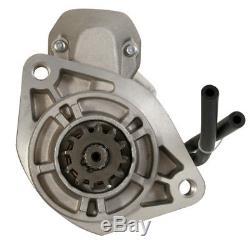 Genuine Bosch Starter Motor fits Toyota Landcruiser VDJ76R 4.5L V8 Diesel 1VDFTV