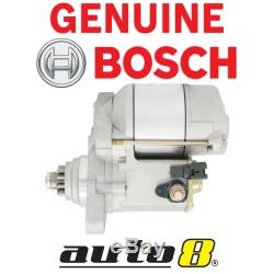 Genuine Bosch Starter Motor fits Toyota Landcrusier 4.5L 1FZ-FE Petrol Engines