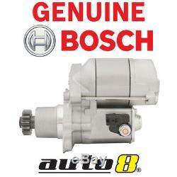 Genuine Bosch Starter Motor fits Toyota MR2 SW20 2.0L 3S-GE 1989 1999