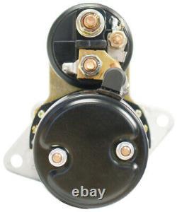 Genuine Bosch Starter Motor for Daewoo Lanos 1.5L A15SMS 1999 2003 Manual