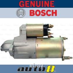 Genuine Bosch Starter Motor for Daewoo Nubira 1.6L Petrol 1997 to 2006