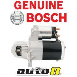 Genuine Bosch Starter Motor for Holden Adventra VZ 3.6L Petrol V6 LY7 2005-06