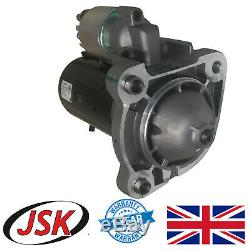 Genuine Bosch Starter Motor for Mahindra Goa Scorpio 2.5 & 2.6 Diesel SUV Pickup