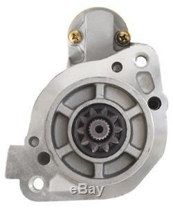 Genuine Bosch Starter Motor for Mitsubishi Pajero Diesel 2.8L 4M40T & 3.2L 4M41T