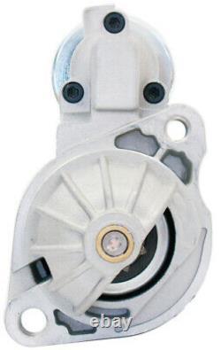 Genuine Bosch Starter Motor for Mitsubishi Verada KF 3.5L 6G74 1997 1999
