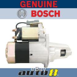 Genuine Bosch Starter Motor for Nissan Figaro K10 1.0L Petrol MA10ET 1991 Model