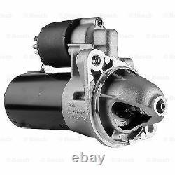 Genuine Bosch Starter Motor for SAAB 9-3 2.3L Petrol B235I 01/98 12/98