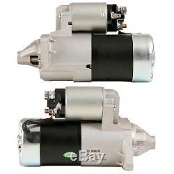 Genuine Bosch Starter Motor for Suzuki Sierra 1.3L G13A Petrol 1983 to 1990