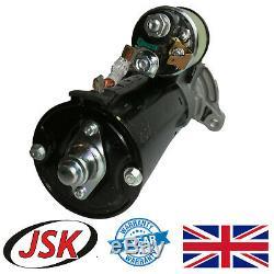 Genuine Bosch Starter Motor for Tata 2.2 DiCor Xenon Safari & Sumo Grande MK1