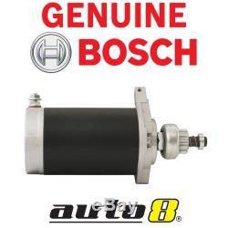 Genuine Bosch Starter Motor suits Mercury 40EH 40EL 40HP Outboard Motor 1979-83