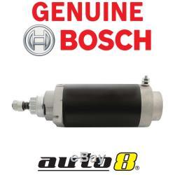 Genuine Bosch Starter Motor suits Mercury 70ELPTO 70HP Outboard Motor 1987-1989