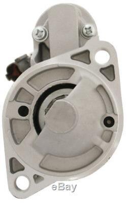 Genuine Bosch Starter Motor suits Nissan Navara D22 2.4L KA24DE 1999 2005