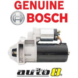 Genuine Bosch Starter Motor to fit Holden Clubsport VP VR 5.0L Petrol V8 LB9 304