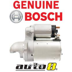Genuine Bosch Starter Motor to fit Holden Combo Van SB XC 1.4L 1.6L Petrol