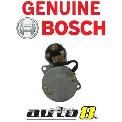 Genuine Bosch Starter Motor to fit Kubota GenSets Diesel 10HP & 12HP Engines