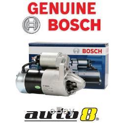 Genuine Bosch Starter Motor to fit Nissan Pulsar N14 N15 N16 1.6L 1.8L Petrol